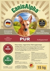 Low Carb Hundefutter ohne Zusatzstoffe